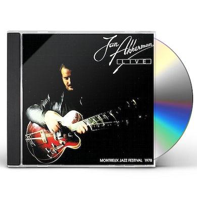Jan Akkerman LIVE CD