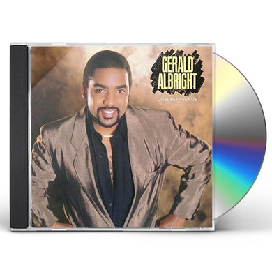Gerald Albright JUST BETWEEN US CD
