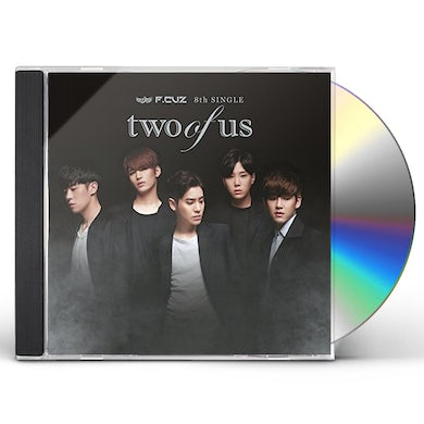 F.Cuz TWO OF US: TYPE-A CD