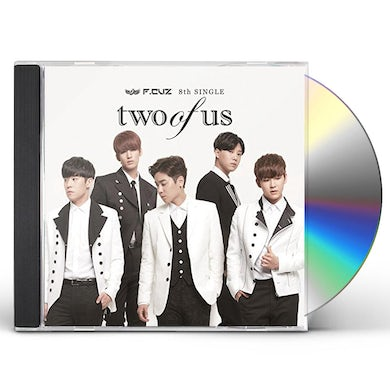F.Cuz TWO OF US: TYPE-B CD