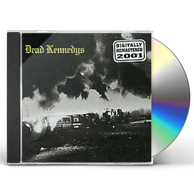 Dead Kennedys FRESH FRUIT FOR ROTTING (IMPORTED) CD
