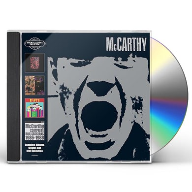 Mccarthy COMPLETE ALBUMS SINGLES & BBC COLLECTION CD