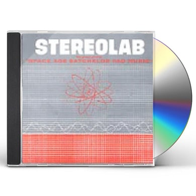 Stereolab SPACE AGE BATCHELOR CD
