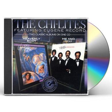 Chi-Lites HEAVENLY BODY / ME & YOU CD