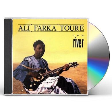 Ali Farka Toure RIVER CD