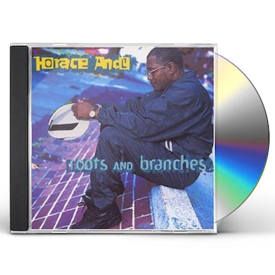 Horace Andy ROOTS & BRANCHES CD
