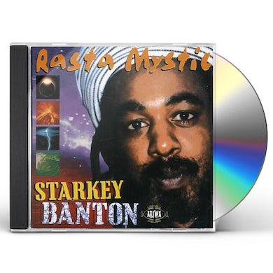 Starkey Banton RASTA MYSTIC CD
