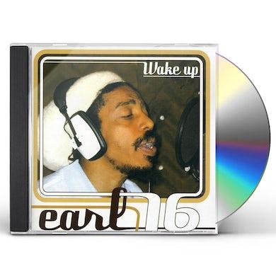 Earl Sixteen WAKE UP CD