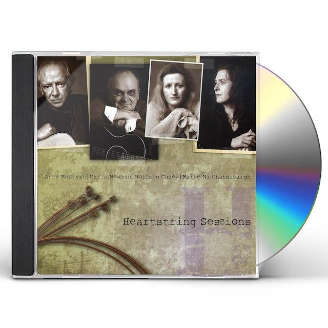 Arty McGlynn HEARTSTRING SESSIONS CD