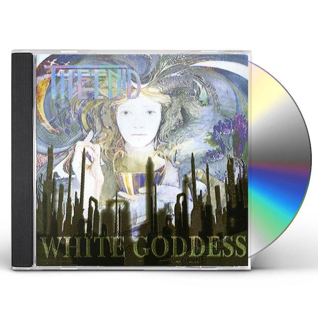 Enid WHITE GODDESS CD