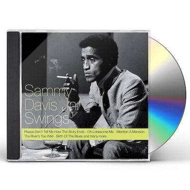Sammy Davis Jr SWINGS CD