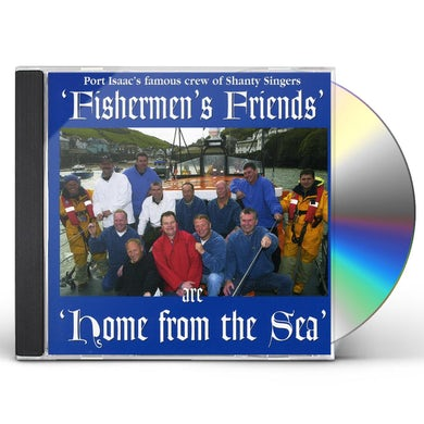 Fishermen's Friends HOME FROM THE SEA CD