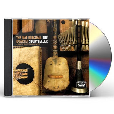 Nat Birchall STORYTELLER: A MUSICAL TRIBUTE TO YUSEF LATEEF CD