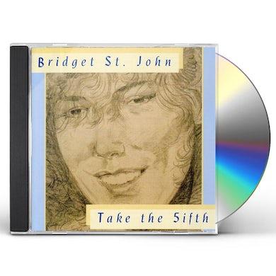 Bridget St John TAKE THE 5TH CD