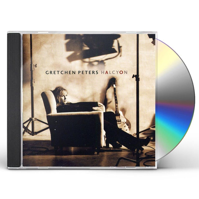 Gretchen Peters HALCYON CD