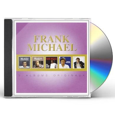 Frank Michael ORIGINAL ALBUM SERIES CD