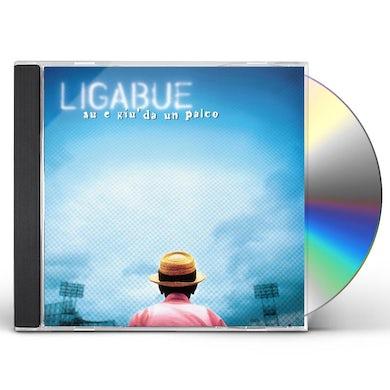 Ligabue SU E GIU DA UN PALCO CD