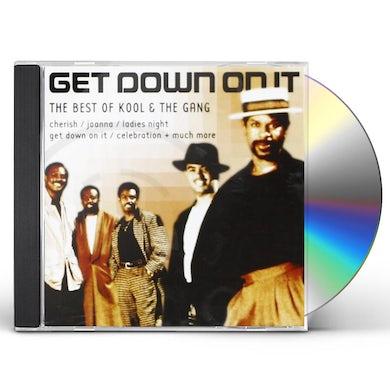 Kool & The Gang GET DOWN ON IT: BEST OF CD