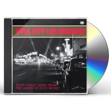 SOUL CITY LOS ANGELES:WEST COAST GEMS FROM THE DAW CD