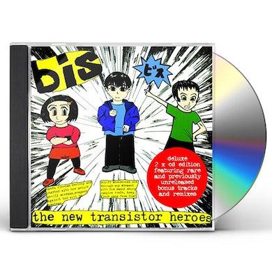 BIS NEW TRANSISTOR HEROES (DELUXE) CD