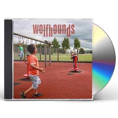 Wolfhounds MIDDLE AGED FREAKS CD