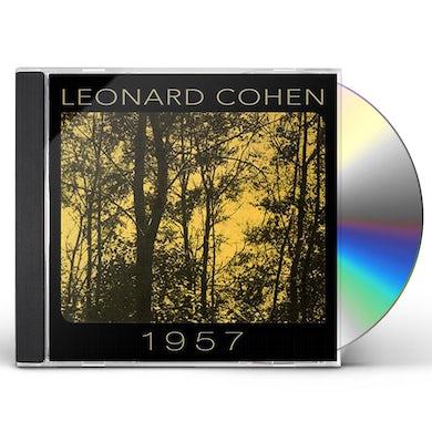 Leonard Cohen 1957 CD