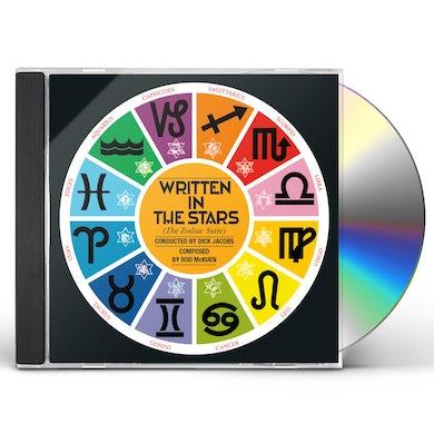 Rod McKuen WRITTEN IN THE STARS (THE ZODIAC SUITE) CD