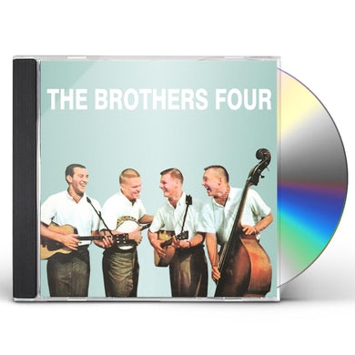 THE BROTHERS FOUR CD