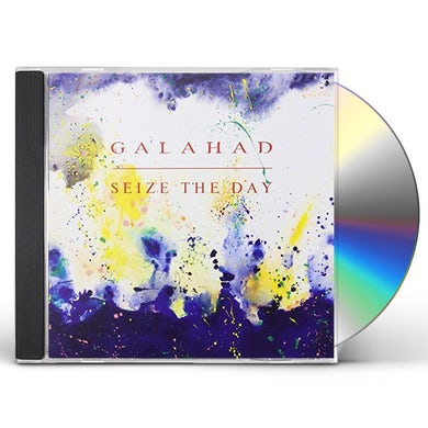 Galahad SEIZE THE DAY CD