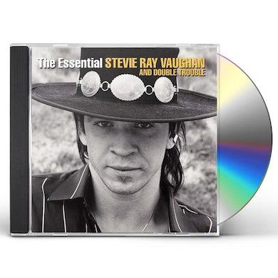 Stevie Ray Vaughan ESSENTIAL CD