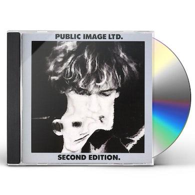 Public Image Ltd SECOND EDITION CD