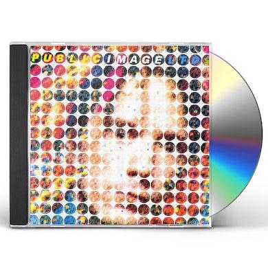 Public Image Ltd 9 CD