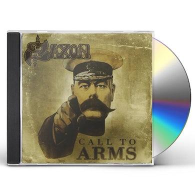 Saxon CALL TO ARMS CD