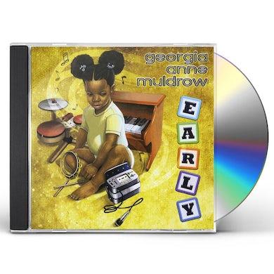 Georgia Anne Muldrow EARLY CD