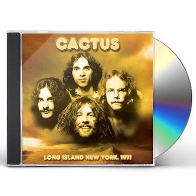 Cactus LONG ISLAND NY 1971 CD