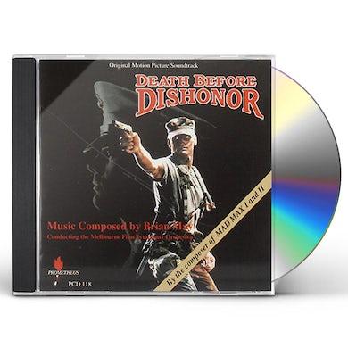 Brian May DEATH BEFORE DISHONOR / Original Soundtrack CD