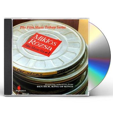 Miklos Rozsa POWER / Original Soundtrack CD