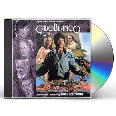 Jerry Goldsmith CABOBLANCO / Original Soundtrack CD