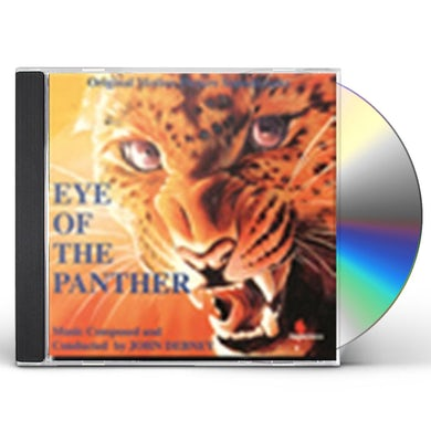 John Debney  EYE OF THE PANTHER / Original Soundtrack CD