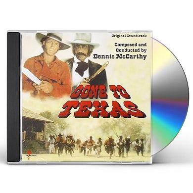 Dennis McCarthy GONE TO TEXAS / Original Soundtrack CD