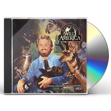 Joel McNeely WILD AMERICA / Original Soundtrack CD
