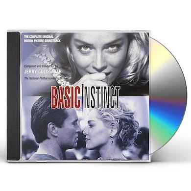 Jerry Goldsmith BASIC INSTINCT: COMPLETE EDITION / Original Soundtrack CD