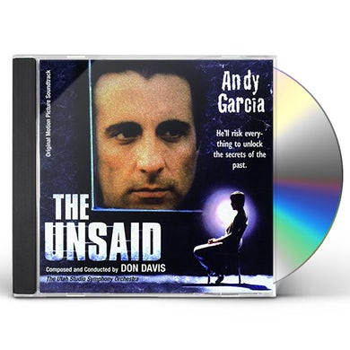 Don Davis UNSAID / Original Soundtrack CD
