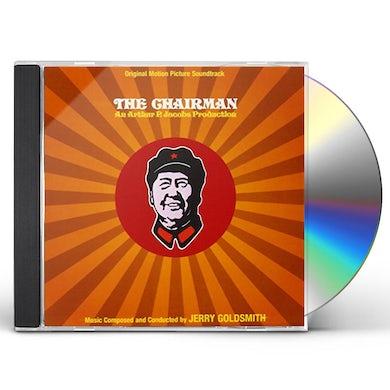 Jerry Goldsmith CHAIRMAN / Original Soundtrack CD