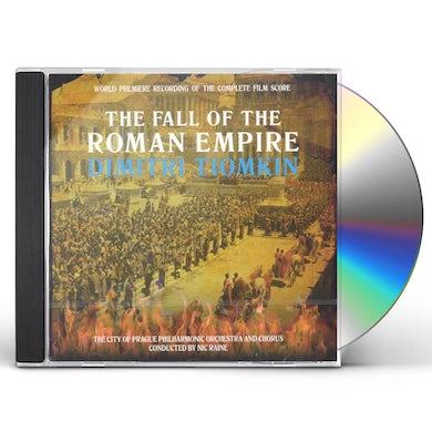 Dimitri Tiomkin FALL OF THE ROMAN EMPIRE / Original Soundtrack CD