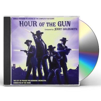 Jerry Goldsmith HOUR OF THE GUN / Original Soundtrack CD