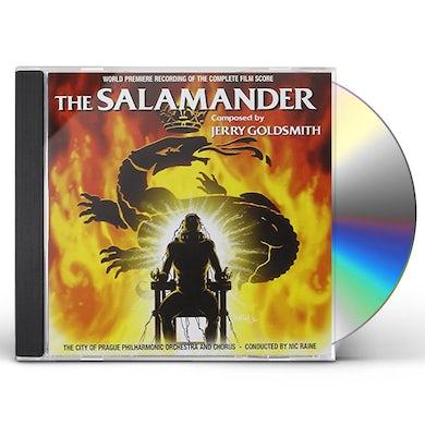 Jerry Goldsmith SALAMANDER / Original Soundtrack CD