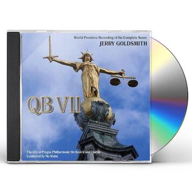 Jerry Goldsmith QB VII / Original Soundtrack CD