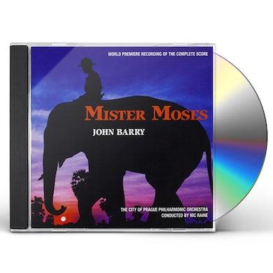 John Barry MISTER MOSES / Original Soundtrack CD
