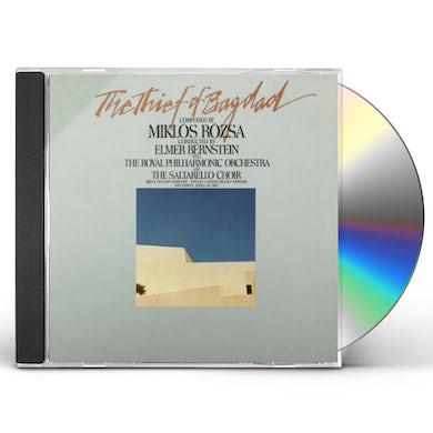 Miklos Rozsa THIEF OF BAGDAD / Original Soundtrack CD